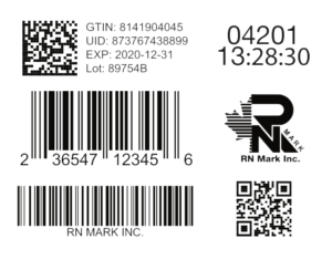 Industrial inkjet coding and marking systems