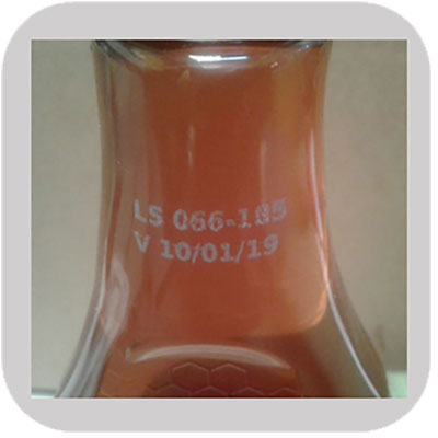 Printing on Plastic containers with Solvent-based ink