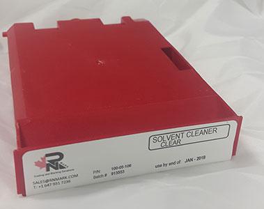 Solvent Cleaner Cartridge